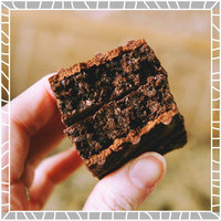 Luna Dark Chocolate Mocha Almond Nutrition Bar uploaded by Meleah B.