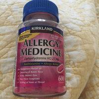 Kirkland Signature Allergy Medicine, Antihistamine Allergy Relief, 600 Minitabs uploaded by Nicole T.