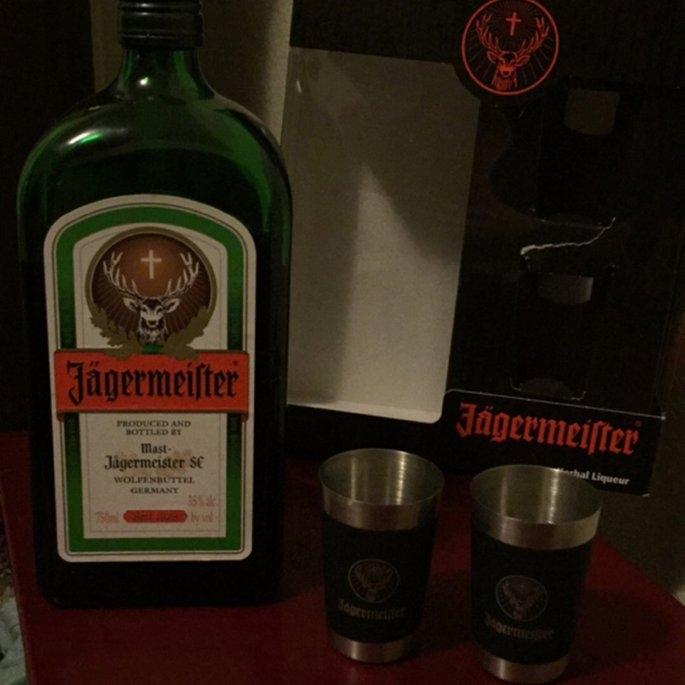 Sidney Frank Importing Inc., Co. Jagermeister German Liqueur 750 ml uploaded by Savannah L.
