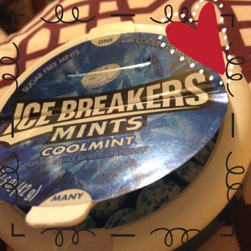 Photo of ICE BREAKERS SUGAR FREE MINTS COOLMINT uploaded by Pang H.