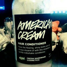 Lush American Cream Conditioner uploaded by Mairi M.