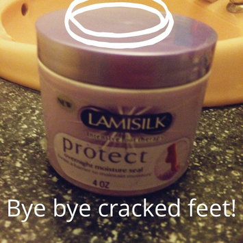 Photo of Lamisilk Intensive Foot Therapy Overnight Moisture Seal , 4 oz uploaded by Julishaa F.