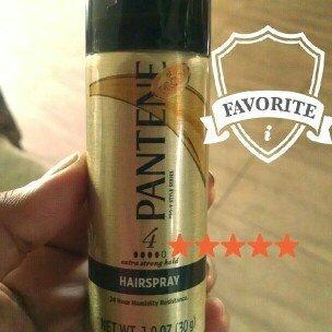 Photo of Pantene Pro-V Extra Strong Hold Hair Spray, 11 oz uploaded by CVT/ Ligia R.