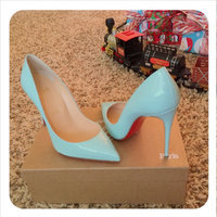 Christian Louboutin Pigalle uploaded by Nicole A.
