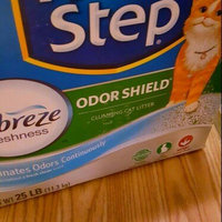 Fresh Step Scoopable Cat Litter Scented Odor Shield uploaded by Danielle R.