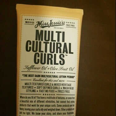 Miss Jessie's Multicultural Curls - 8.5 fl oz uploaded by evelyn L.