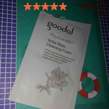 Photo of Goodal Phytowash Yerba Mate Cleansing Foam uploaded by Vilma V.