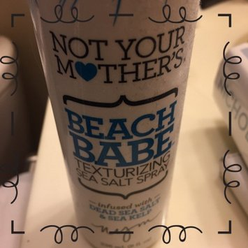 Not Your Mother's® Beach Babe® Texturizing Sea Salt Spray uploaded by Colleen N.
