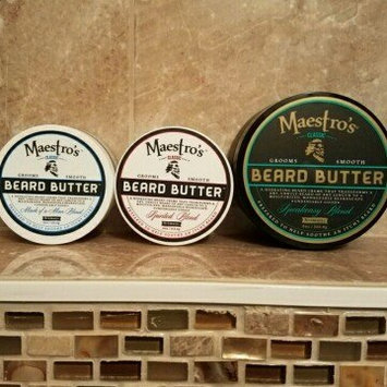 Photo of Maestro's Classic Beard Butter Mark of a Man Blend uploaded by Sarah C.