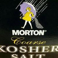 Morton Coarse Kosher Salt Box, 1 Pound (Pack of 12) uploaded by Kimberly H.