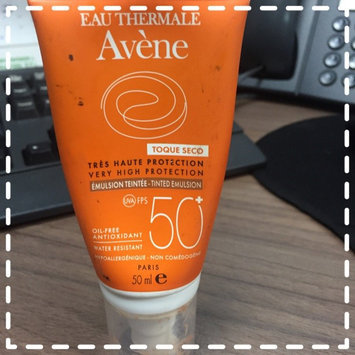 Photo of Avène Hydrating Sunscreen Lotion SPF 50+ (Face & Body) uploaded by CARMELINA R.