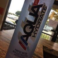 AQUAhydrate Purified Water With Electrolytes uploaded by Alia A.