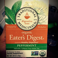 Traditional Medicinals Organic Eater's Digest Naturally Caffeine Free Herbal Tea uploaded by Kelsie M.