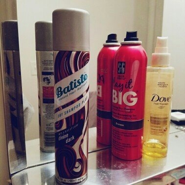 Batiste Dry Shampoo Hint of Color uploaded by SARAH S.