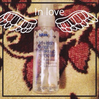 bliss lid + lash makeup remover uploaded by danielle m.