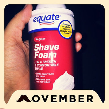 Photo of Equate Sensitive Skin Shave Foam, 11 oz uploaded by Savanna N.