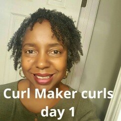 Camille Rose Natural Camille Rose Curl Maker 12 oz uploaded by PATRICIA J.