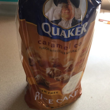 Photo of Quaker® Rice Cakes Caramel Corn uploaded by Nora B.