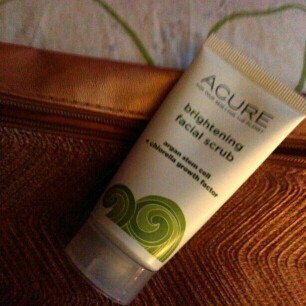 Acure Organics Brightening Facial Scrub uploaded by Brenny H.