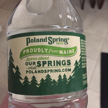 Poland Spring® Natural Spring Water uploaded by D'Arcy Q.