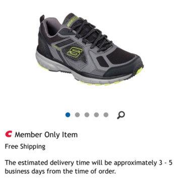Skechers Performance Men's Go Run Speed Running Shoe [Lime / Blue, 12.5 D(M) US] uploaded by Cherie H.