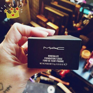 Photo of MAC Mineralize Loose Powder Foundation uploaded by Tina M.