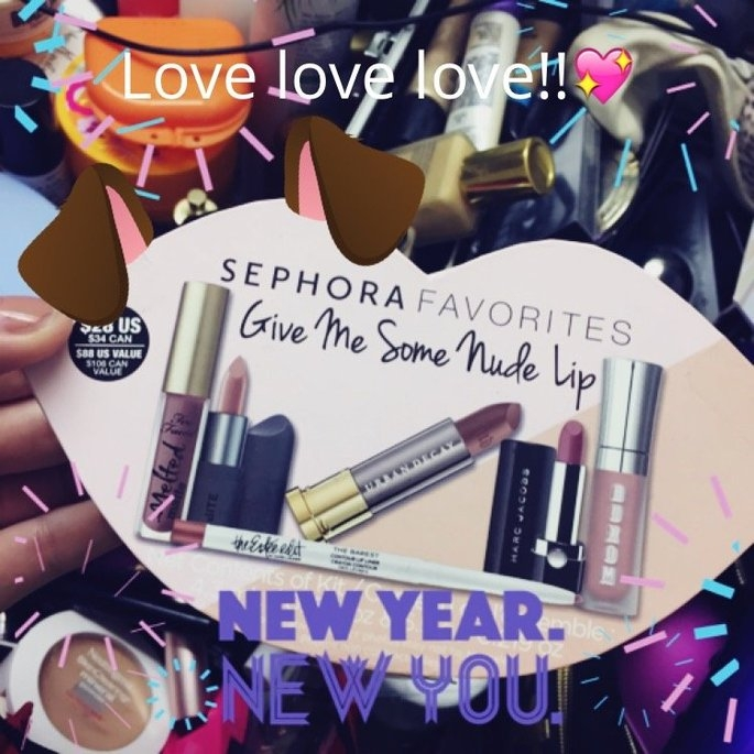 Sephora Favorites Give Me Some Nude Lip uploaded by JoAnn S.