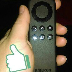 Photo of Amazon - Fire Tv Stick With Voice Remote - Black uploaded by Shawna G.
