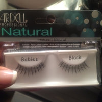 Ardell InvisiBands Lashes Natural - Babies Black 240450 uploaded by Sophia A.