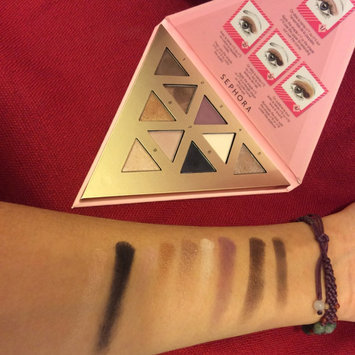 SEPHORA COLLECTION The Delicate Eyeshadow Palette 9 x 0.023 oz/ 0.66 g uploaded by Lesly H.