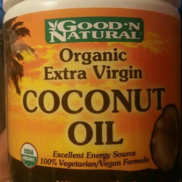 Good 'N Natural - Extra Virgin Coconut Oil - 16 oz. uploaded by pam V.