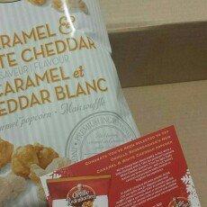 Orville Redenbacher's® Caramel White Cheddar Popcorn uploaded by Felicia S.