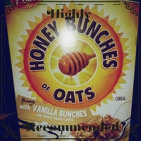 Honey Bunches of Oats with Vanilla Bunches uploaded by Ruth D.