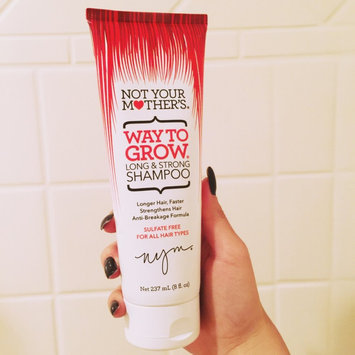Photo of Not Your Mother's® Way To Grow Long & Strong Shampoo uploaded by Valentina B.