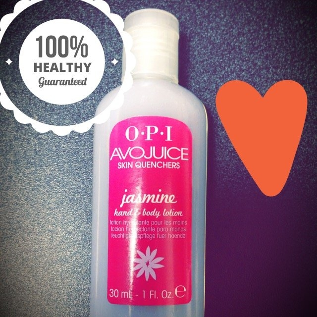 OPI Avojuice Skin Quenchers 1 oz Jasmine Juicie uploaded by Sarah H.