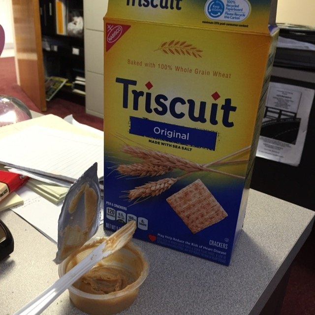 Nabisco® Triscuit Original Crackers uploaded by Audbrey M.