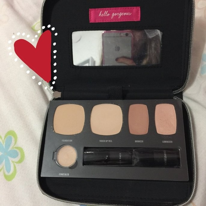 Bareminerals Bare Escentuals bareMinerals Ready To Go Complexion Perfection Palette uploaded by Lina R.