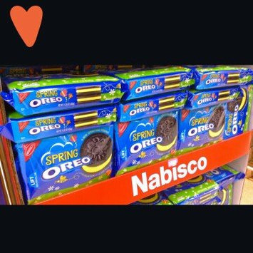 Photo of Nabisco Oreo Sandwich Cookies Spring Chocolate uploaded by Katelyn D.