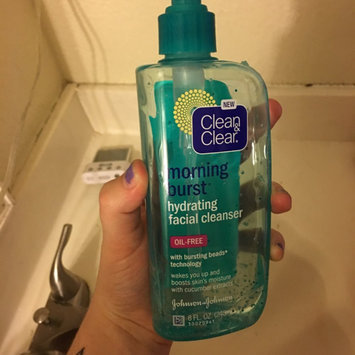Photo of Clean & Clear® Morning Burst® Hydrating Facial Cleanser uploaded by Madeline K.