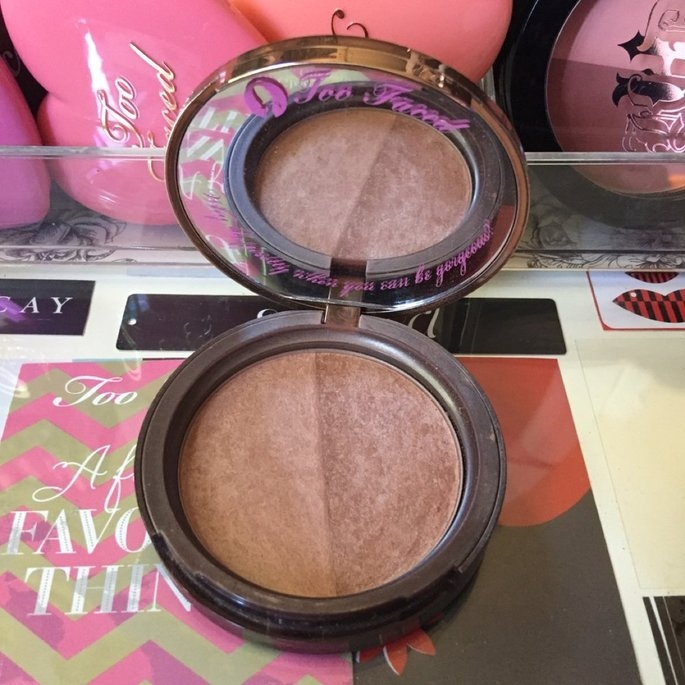 Too Faced Bronzer uploaded by Genny E.