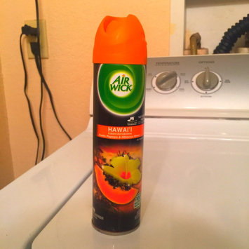 Photo of Airwick Air Wick Spray Hawaii Scent - 8 oz uploaded by Veronica A.