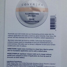 Cover FX Illuminating Primer 1.0 oz uploaded by alina h.
