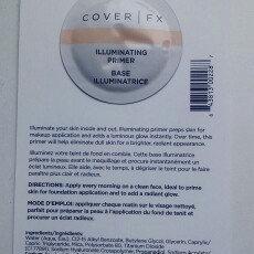 Photo of COVER FX Illuminating Primer uploaded by alina h.