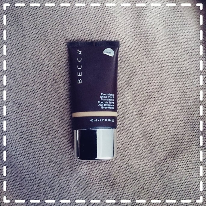 BECCA Matte Skin Shine Proof Foundation uploaded by Sahrish B.