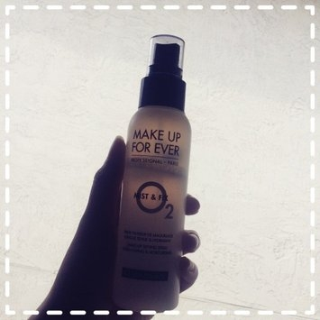 MAKE UP FOR EVER Mist & Fix Setting Spray uploaded by Irish A.