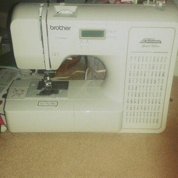 Brother Sewing Brother Project Runway CS-8800 Limited Edition Computerized Sewing Machine uploaded by Cheyennee B.