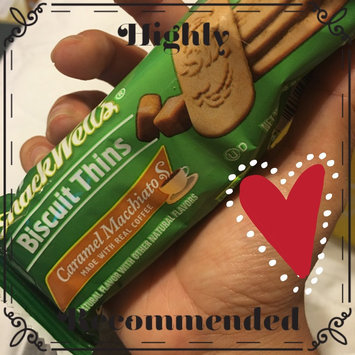 SnackWell's Caramel Macchiato Biscuit Thins uploaded by Veronica C.