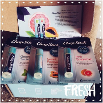 Photo of ChapStick® 100% Natural Lip Butter uploaded by Chyan T.