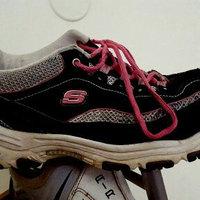 Women's Skechers D'lites Life Saver Sneaker Black/White/Pink uploaded by Melissa V.
