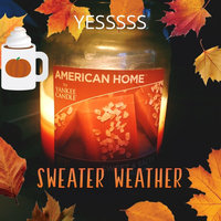 American Home by Yankee Candle Sweet & Salty Caramel, 19 oz Large Jar uploaded by Holly K.